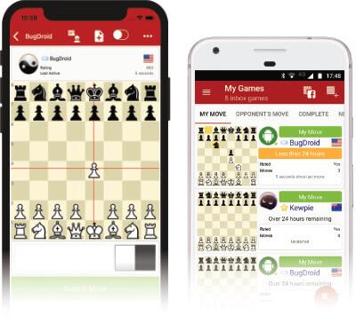 Play Chess on RedHotPawn com