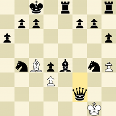 Chess Game 8548963 Checkmate