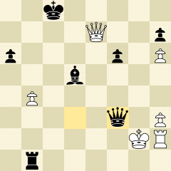 Chess Game 9558883 Checkmate
