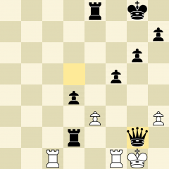 Chess Game 10200426 Checkmate