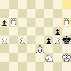 Chess Game 10170758 Checkmate