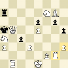 Chess Game 8168258 Checkmate