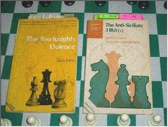 Chess Book Coasters